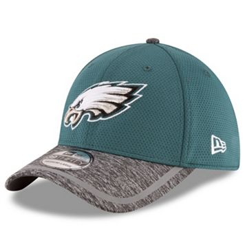 Adult New Era Philadelphia Eagles 39THIRTY Training Camp Fitted Cap
