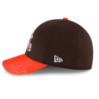 Adult New Era Cleveland Browns 39THIRTY Sideline Flex-Fit Cap