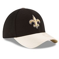 Adult New Era New Orleans Saints 39THIRTY Sideline Flex-Fit Cap