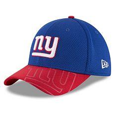 Adult New Era New York Giants 39THIRTY Sideline Flex-Fit Cap
