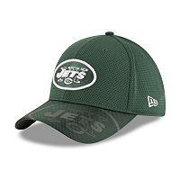 Adult New Era New York Jets 39THIRTY Sideline Flex-Fit Cap