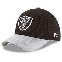 Adult New Era Oakland Raiders 39THIRTY Sideline Flex-Fit Cap