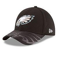 Adult New Era Philadelphia Eagles 39THIRTY Sideline Flex-Fit Cap