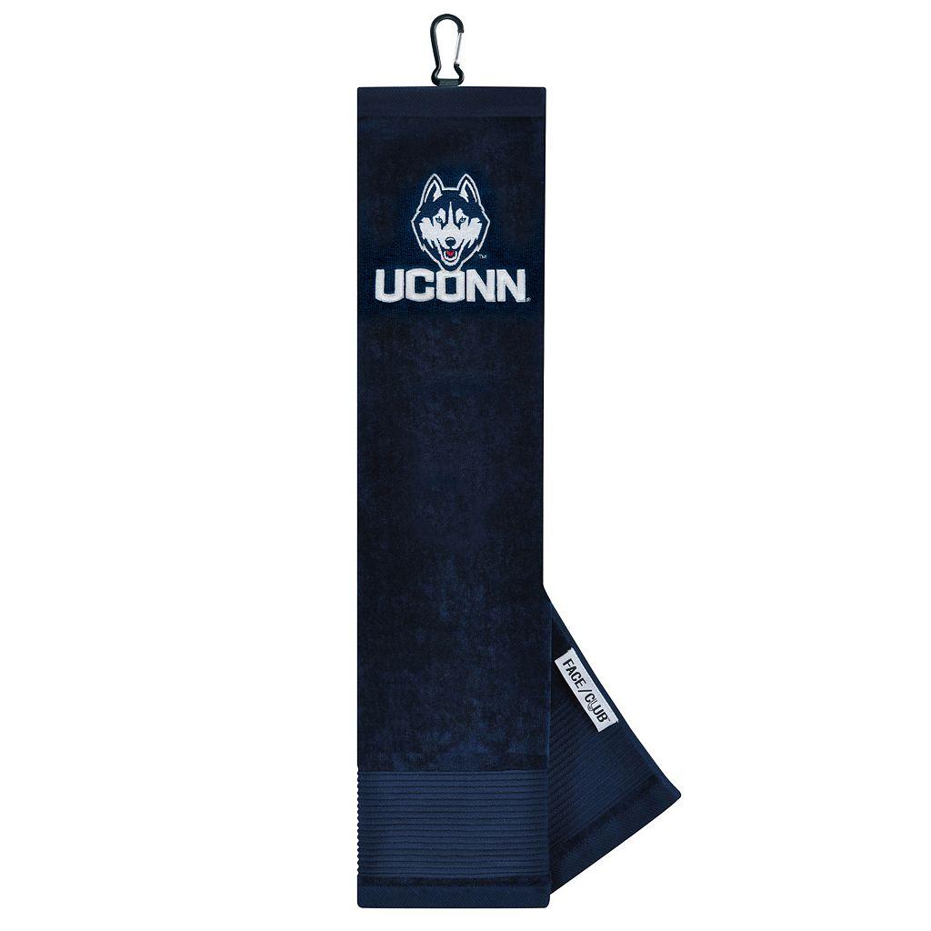 Team Effort UConn Huskies Tri-Fold Golf Towel