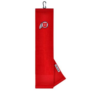 Team Effort Utah Utes Tri-Fold Golf Towel