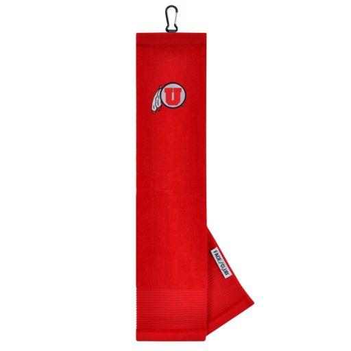 Team Effort Utah Utes Tri-Fold Golf Towel