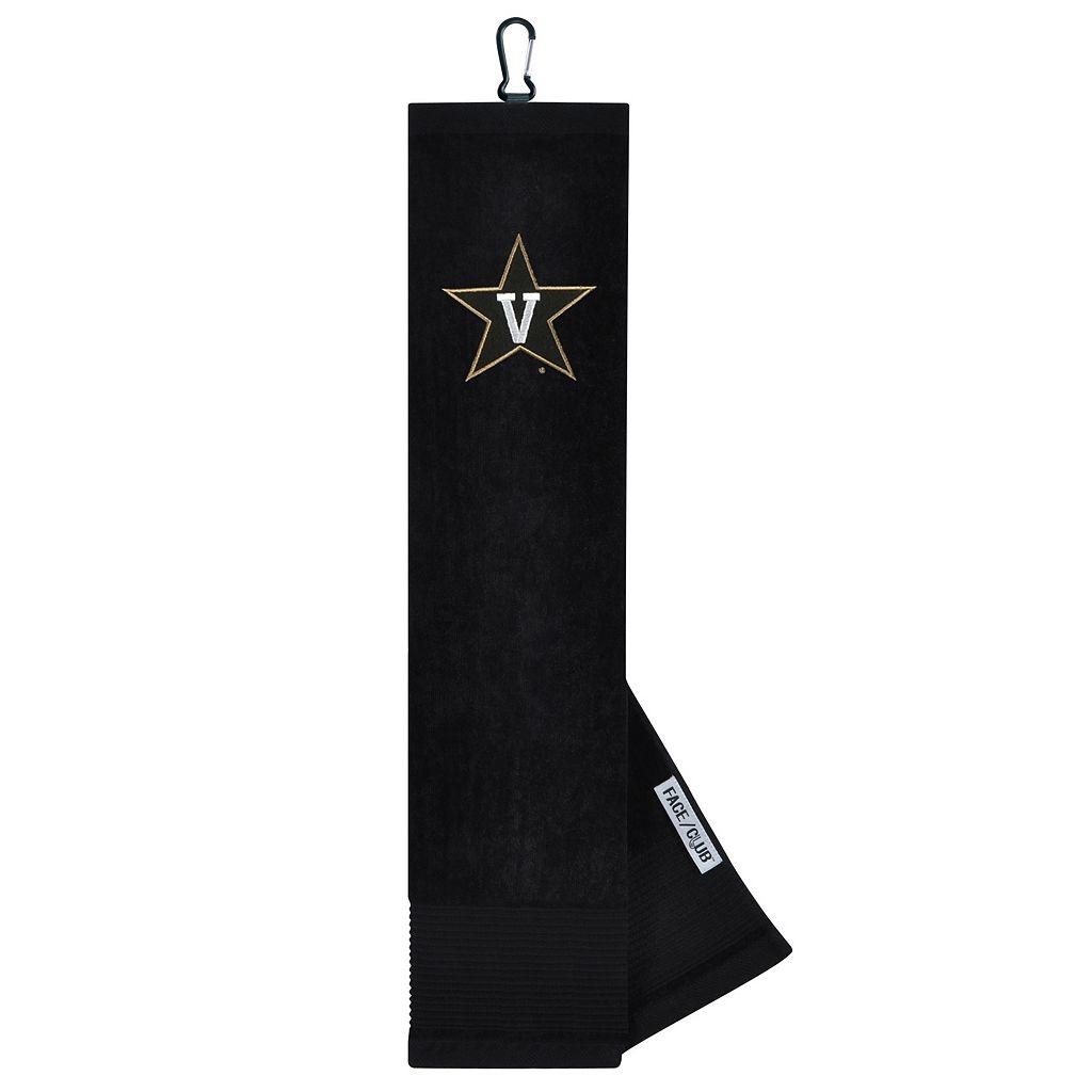 Team Effort Vanderbilt Commodores Tri-Fold Golf Towel