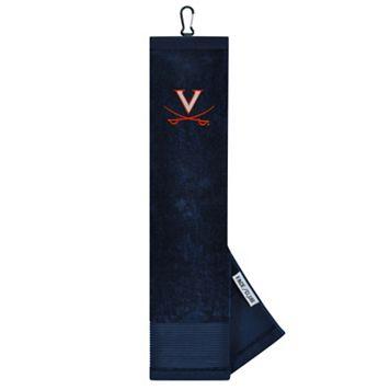 Team Effort Virginia Cavaliers Tri-Fold Golf Towel
