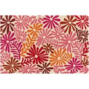 Decor 140 Bully Choop Floral Indoor Outdoor Rug