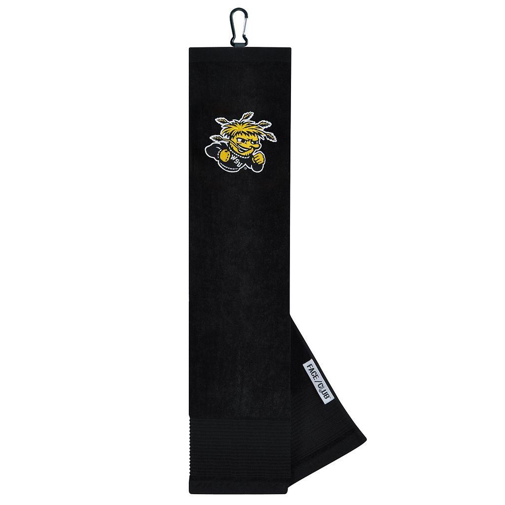 Team Effort Wichita State Shockers Tri-Fold Golf Towel