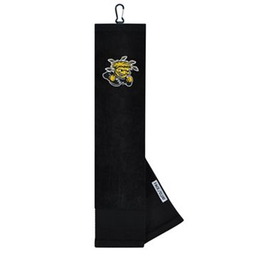 Team Effort Wichita State Shockers Tri-Fold Golf Towel