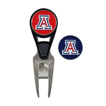 Team Effort Arizona Wildcats CVX Ball Mark Divot Repair Tool