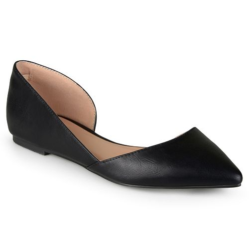 Journee Collection Cortni Women's Pointed-Toe Flats