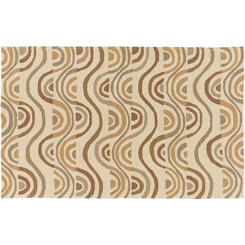 Decor 140 Sinai Geometric Indoor Outdoor Rug