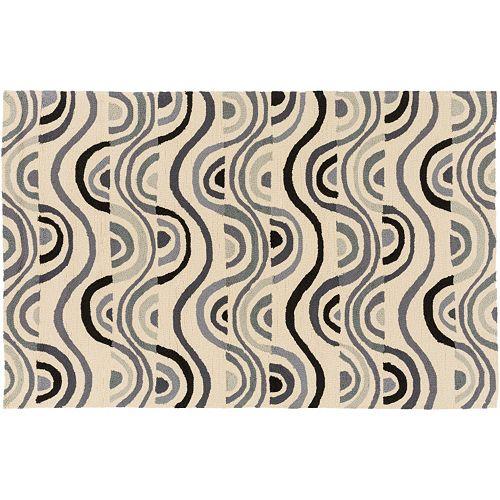 Decor 140 sinai geometric indoor outdoor rug for Decor 140 rugs