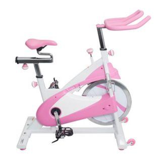 Sunny Health & Fitness P8150 Pink Premium Indoor Cycling Bike