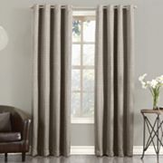 Sun Zero Tobias Blackout Window Curtain