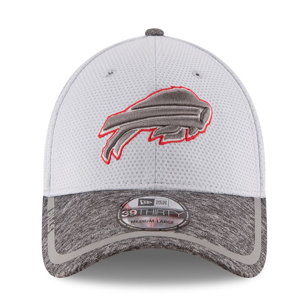 Adult New Era Buffalo Bills 39THIRTY Training Camp Fitted Cap