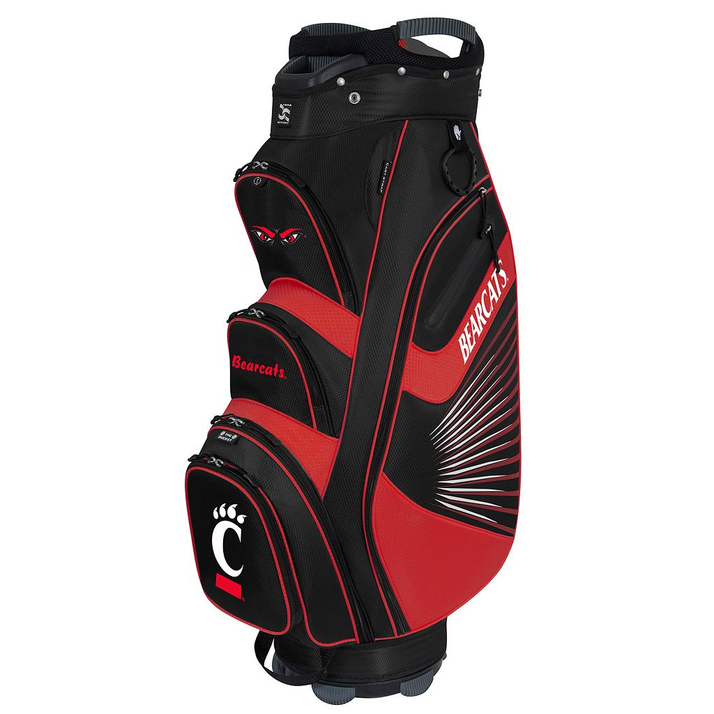 Team Effort Cincinnati Bearcats The Bucket II Cooler Cart Golf Bag