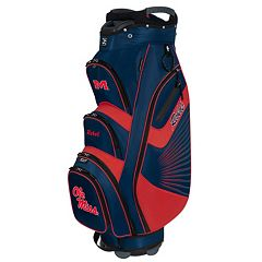 Team Effort Ole Miss Rebels The Bucket II Cooler Cart Golf Bag