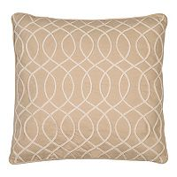 Rope Pattern Throw Pillow