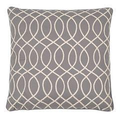 Rope Pattern Throw Pillow