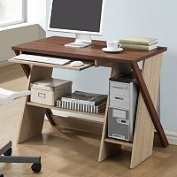 Baxton Studio Rhombus Writing Desk