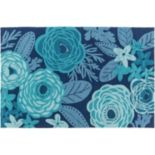 Decor 140 Cady Peak Floral Indoor Outdoor Rug