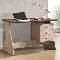 Baxton Studio Parallax Writing Desk