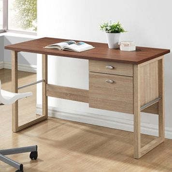 Baxton Studio Van Buren Writing Desk