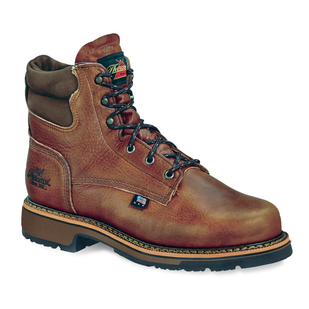 Thorogood American Heritage ... Classics Men's Leather Work Boots