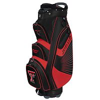 Team Effort Texas Tech Red Raiders The Bucket II Cooler Cart Golf Bag