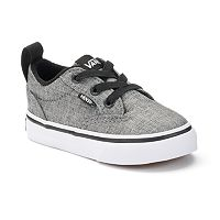Vans Winston Rock Toddler Boys' Skate Shoes