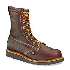 Thorogood American Heritage Men's Mid-Calf Leather Work Boots