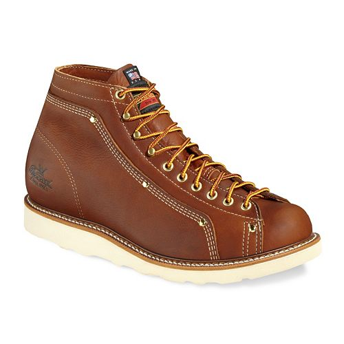 502c7d375d3 Thorogood American Heritage Roofer Lace-To-Toe Men's Work Boots