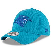 Adult New Era Carolina Panthers 39THIRTY Tone Tech Fitted Cap