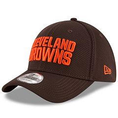 Adult New Era Cleveland Browns 39THIRTY Tone Tech Fitted Cap
