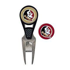 Team Effort Florida State Seminoles CVX Ball Mark Divot Repair Tool