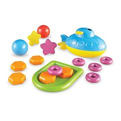 Learning Resources Sink or Float STEM Activity Set