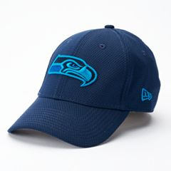 Adult New Era Seattle Seahawks 39THIRTY Tone Tech Fitted Cap