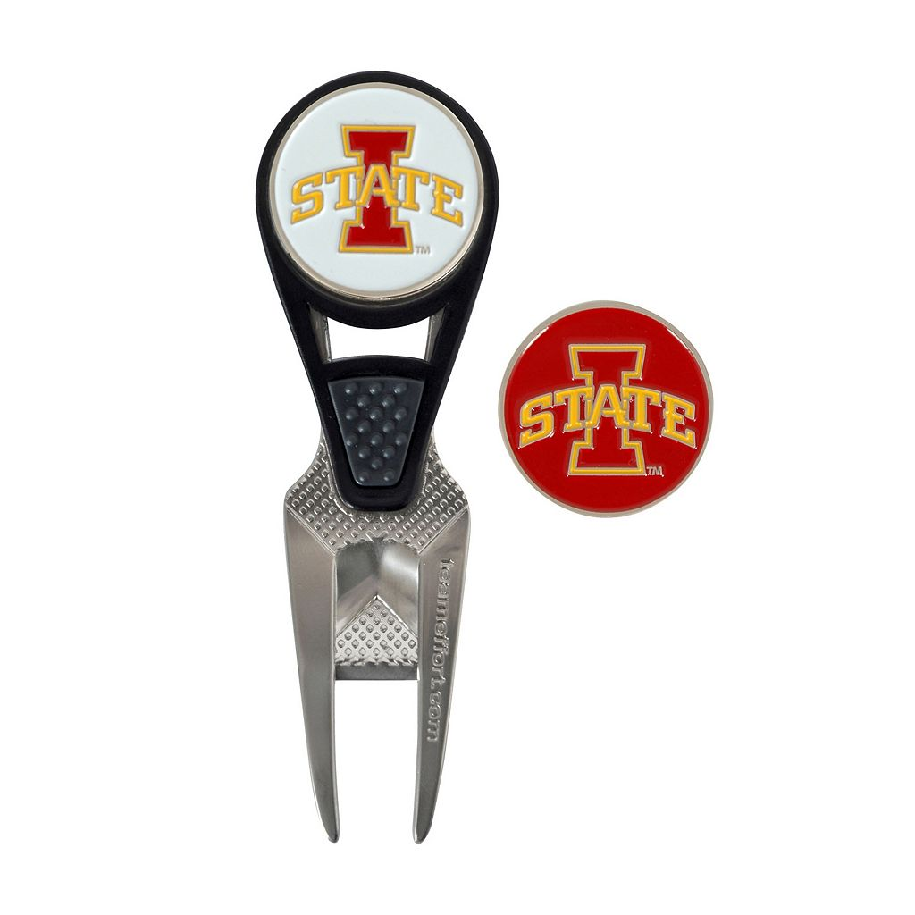 Team Effort Iowa State Cyclones CVX Ball Mark Divot Repair Tool