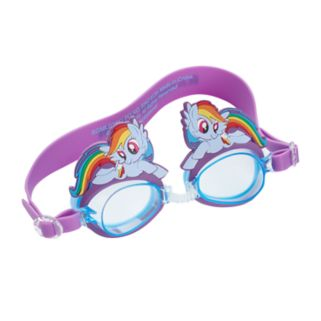 Kids My Little Pony Rainbow Dash Swim Goggles