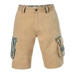 Men's Earthletics Modern-Fit Twill Cargo Shorts
