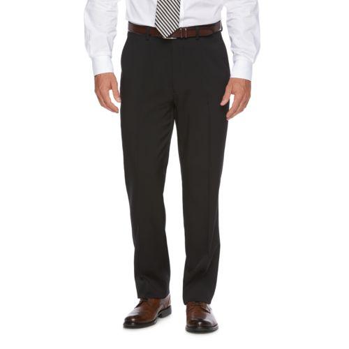 Men's Chaps Classic-Fit Performance Flat-Front Dress Pants