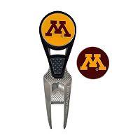 Team Effort Minnesota Golden Gophers CVX Ball Mark Divot Repair Tool