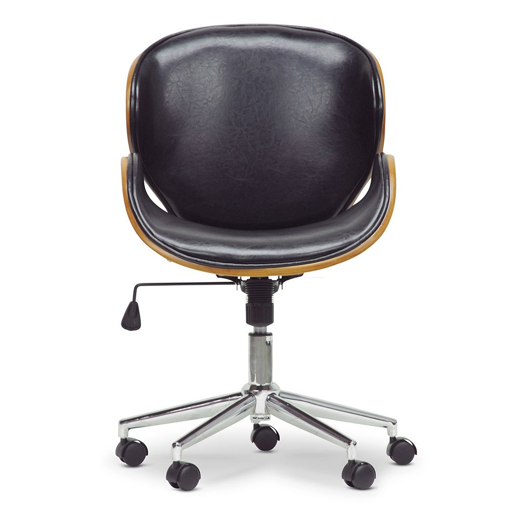 Baxton Studio Bruce Office Chair