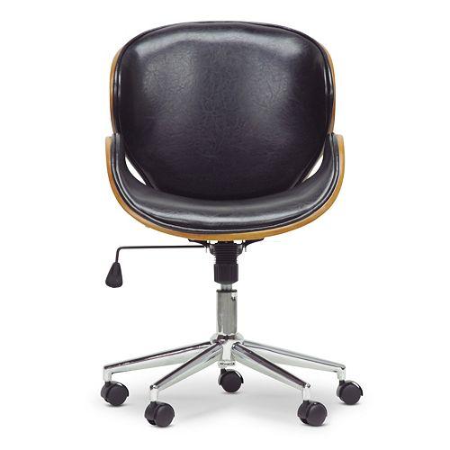 Baxton Studio Bruce Office Chair