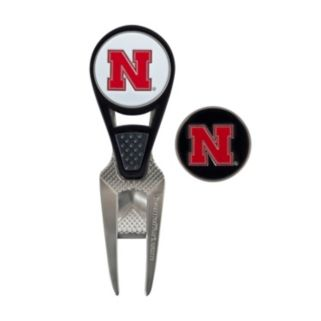 Team Effort Nebraska Cornhuskers CVX Ball Mark Divot Repair Tool