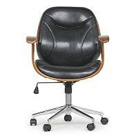 Baxton Studio Rathburn Office Chair