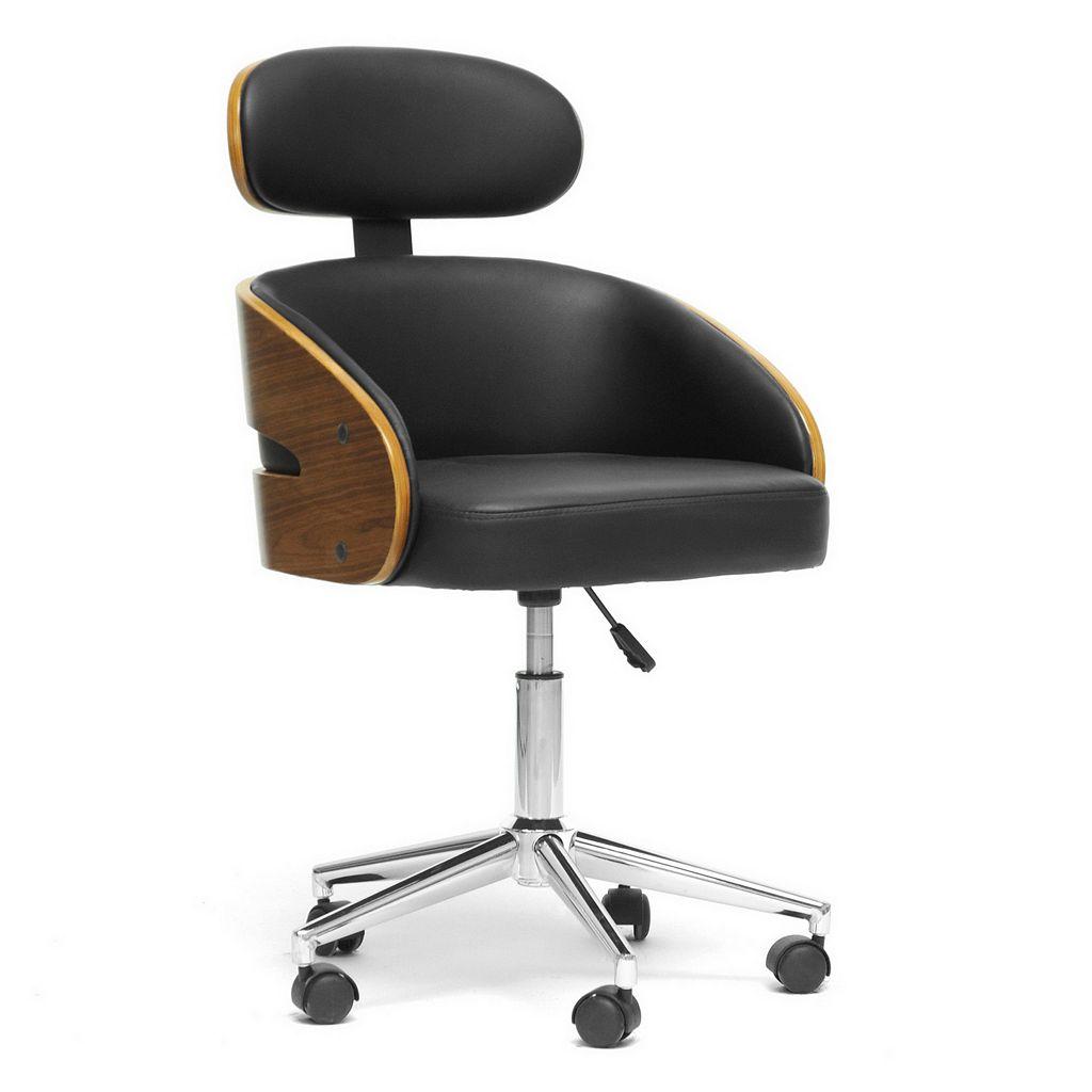 Baxton Studio Kneppe Office Chair